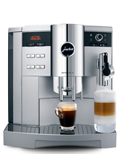 Canada Jura Coffee Machines Specialities Latte