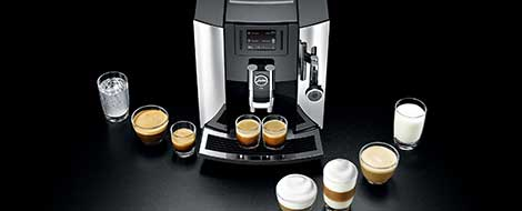 jura is setting new standards in very simple operation - Jura Coffee Machine