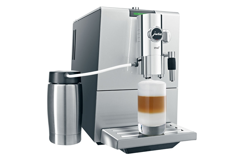ena 9 jura coffee machines specialities latte. Black Bedroom Furniture Sets. Home Design Ideas