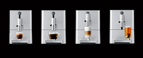 extremely dual spout - Jura Coffee Machine